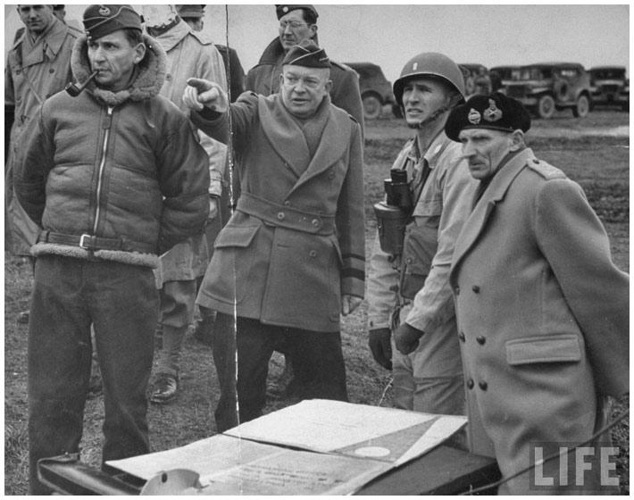 Dwight D Eisenhower Wwii Command Cc ww2